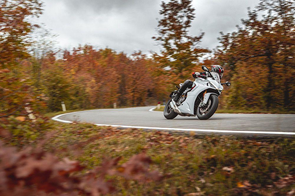 Presentación Ducati Panigale V4 y Ducati Supersport 950 2021