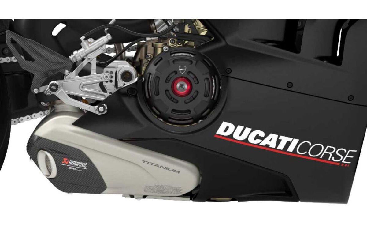Cuánto puede costar una Ducati Panigale V4: 52.000 euros