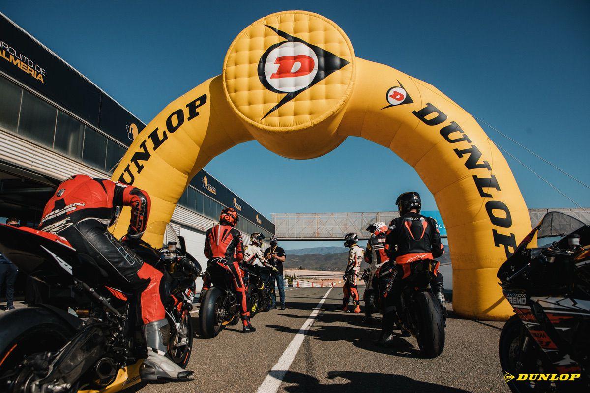 Dunlop Experience: Probamos los neumáticos para circuito y carretera/circuito