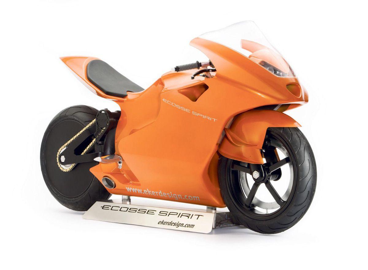 Las motos más raras de la historia