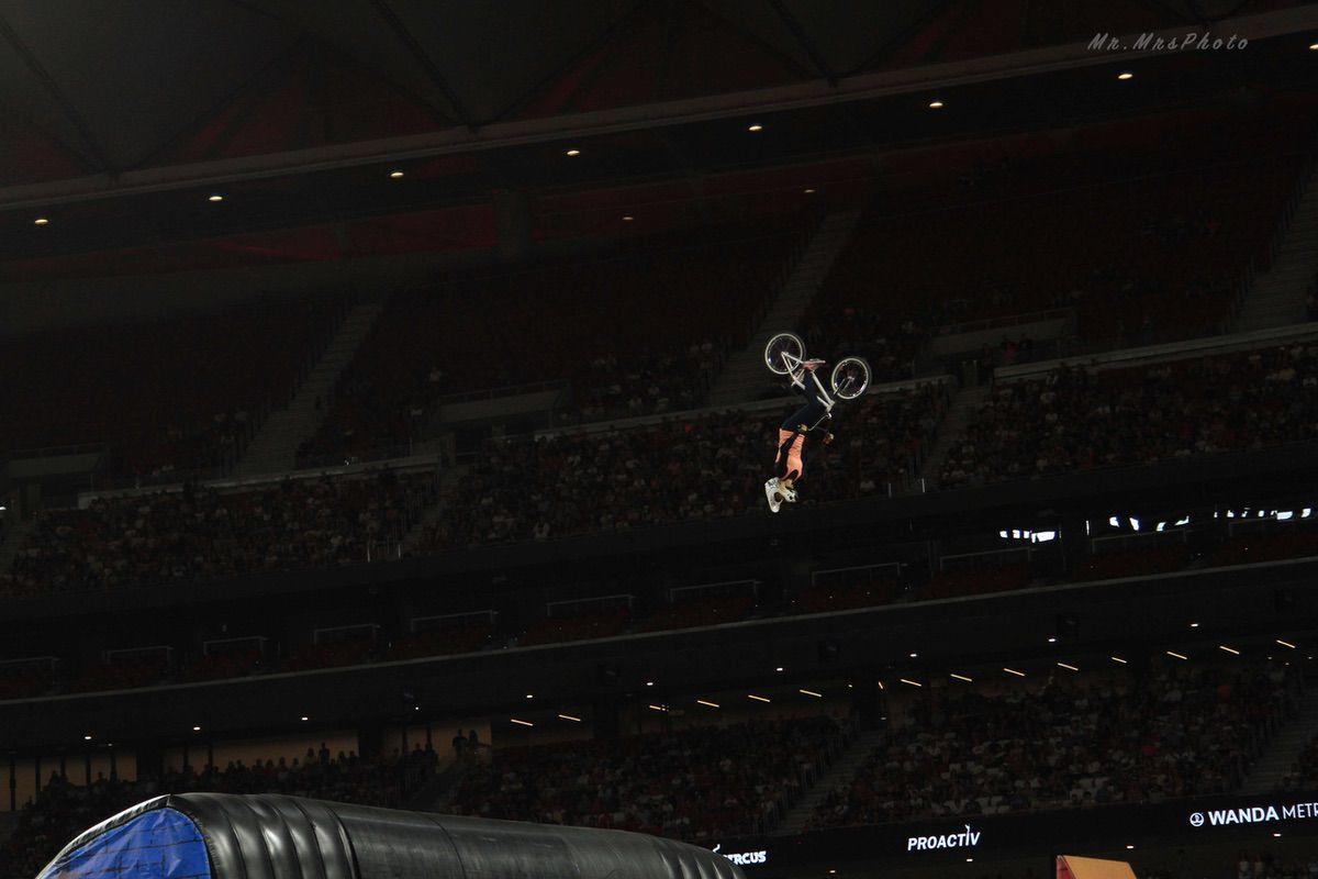 Nitro Circus Madrid