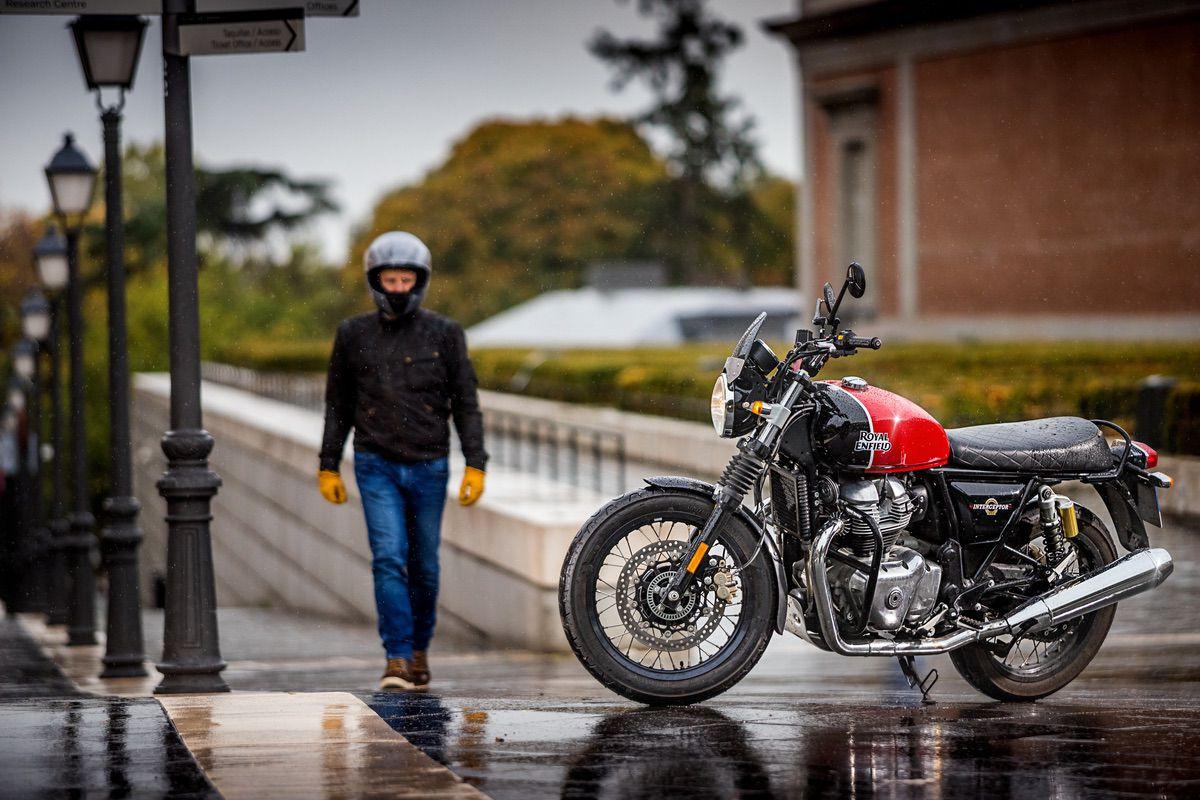 En moto todo el año