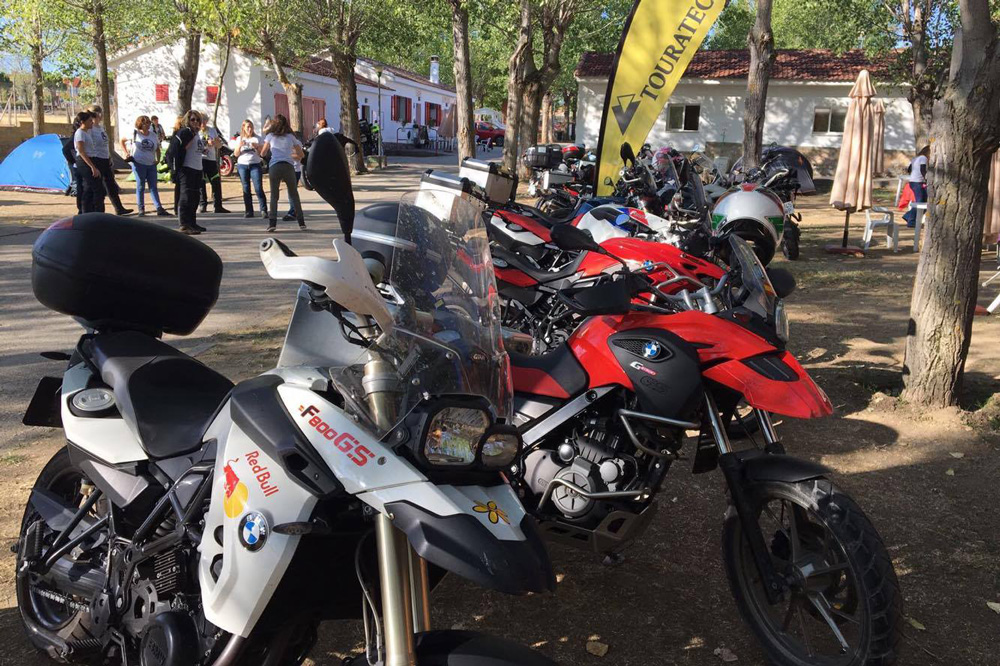 I Encuentro BMW GS Girls 2016