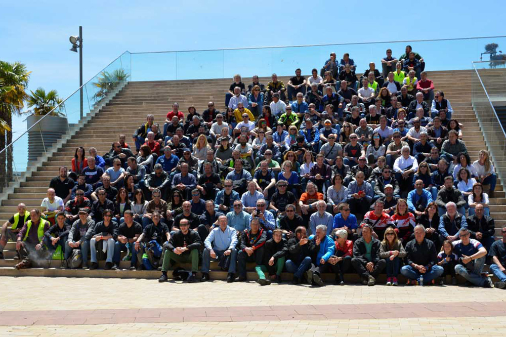 Encuentro Grandes Viajeros en Moto 2016