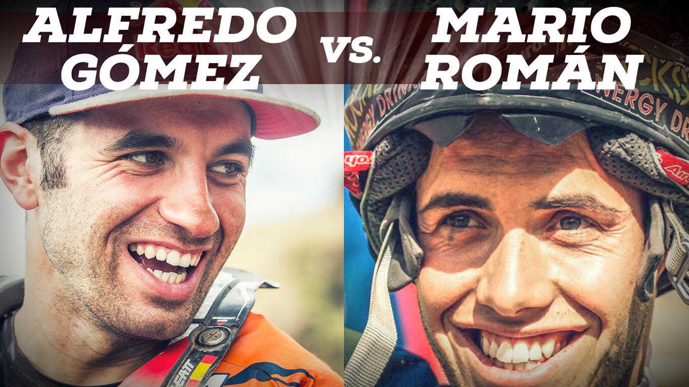 Alfredo Gomez y Mario Roman