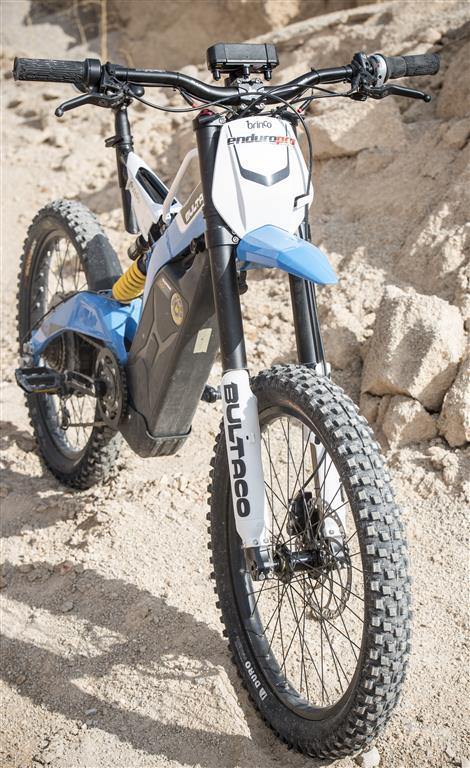 Bultaco Brinco R prueba