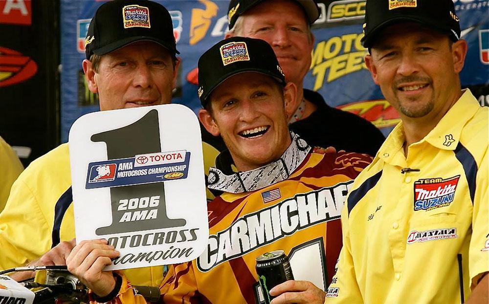 Ricky Carmichael, Millville  2006