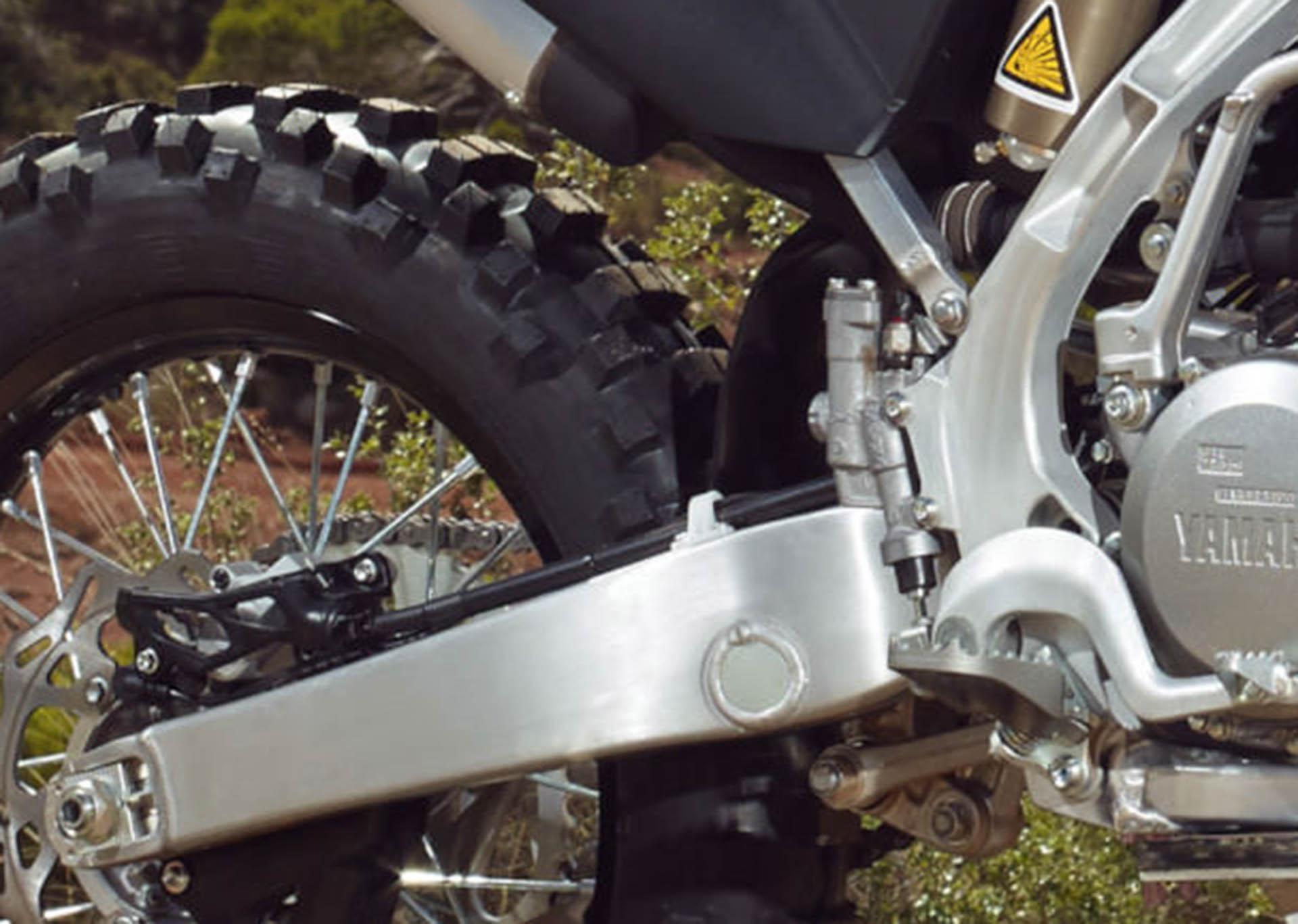 Yamaha WR250 2016