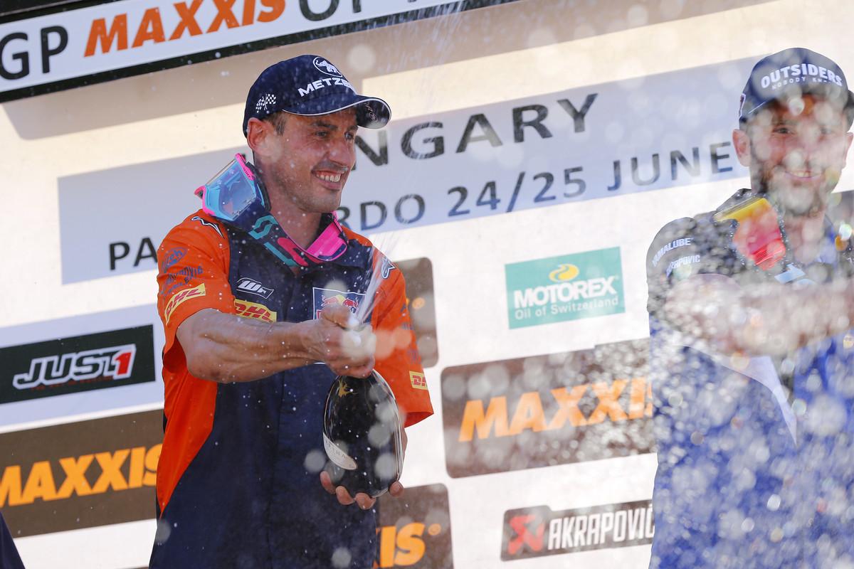 Christophe Nambotin doblete en EnduroGP de Hungría