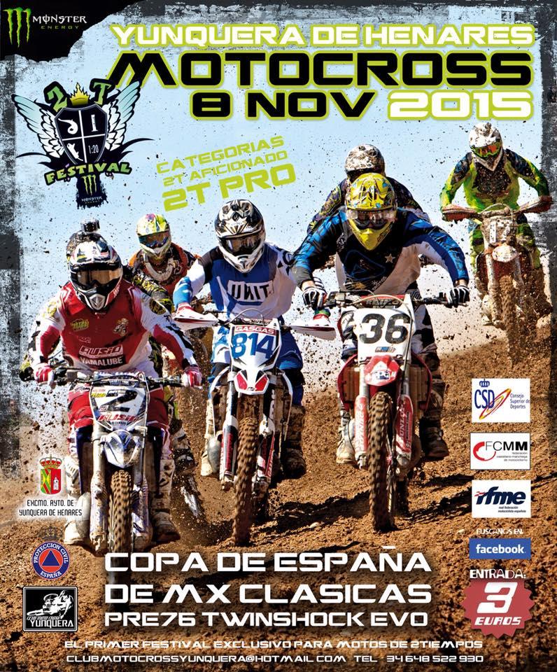 2T Festival 2015 motocross