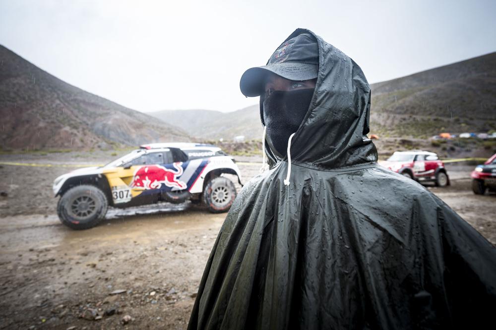 Anulada la sexta etapa del Rally Dakar