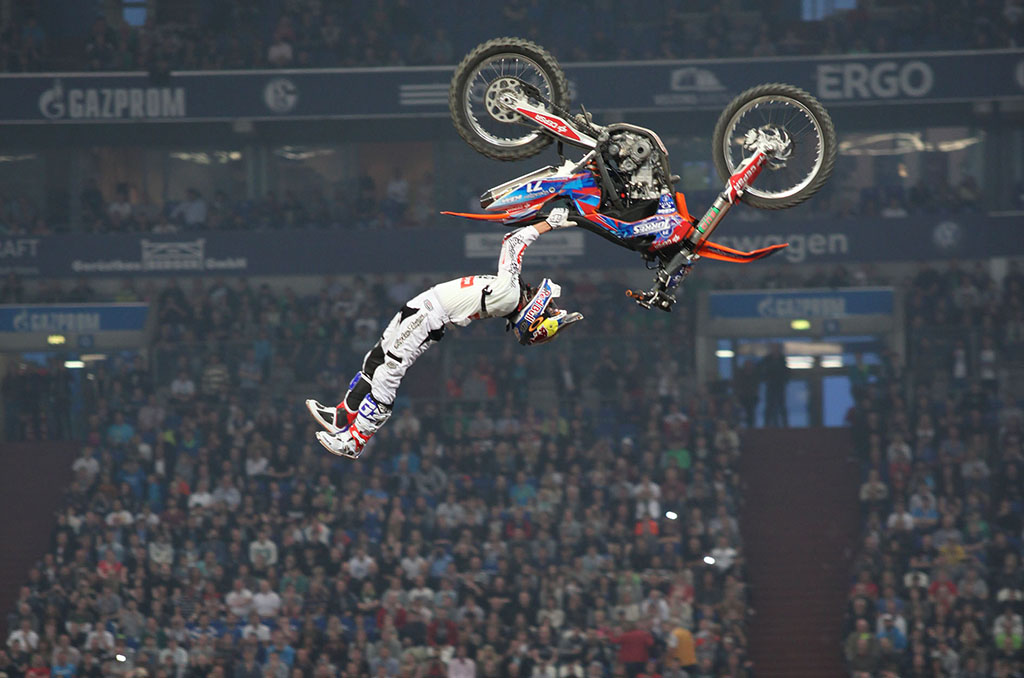 Dany Torres en el FMX of Nations 2014