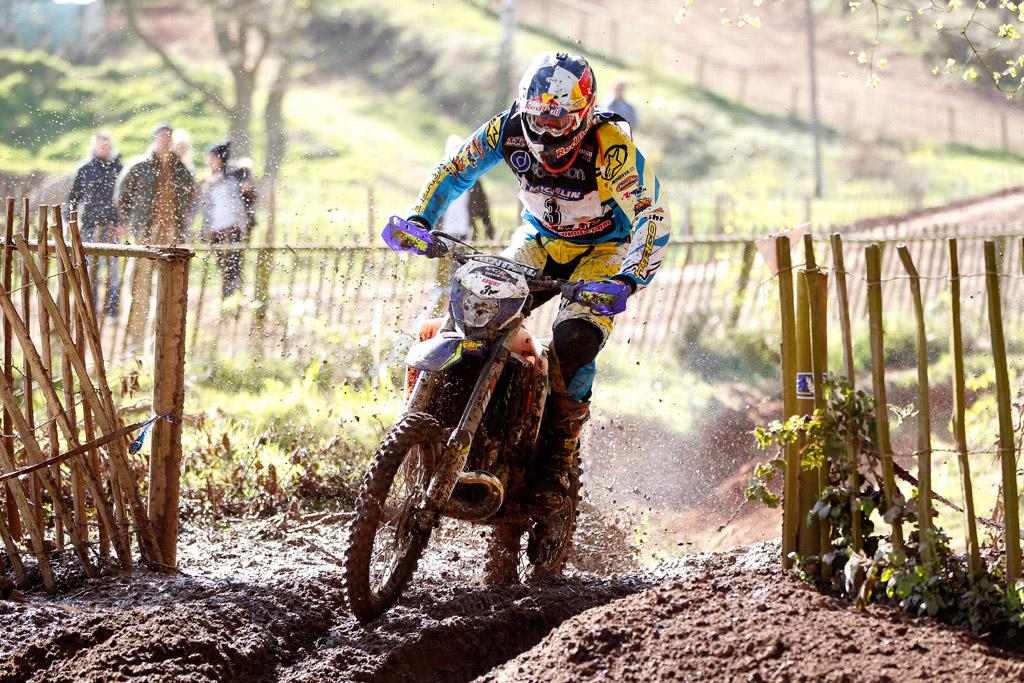 David Knight (Sherco) gana la Tough One 2014