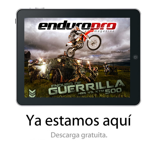 Enduropro en iPad