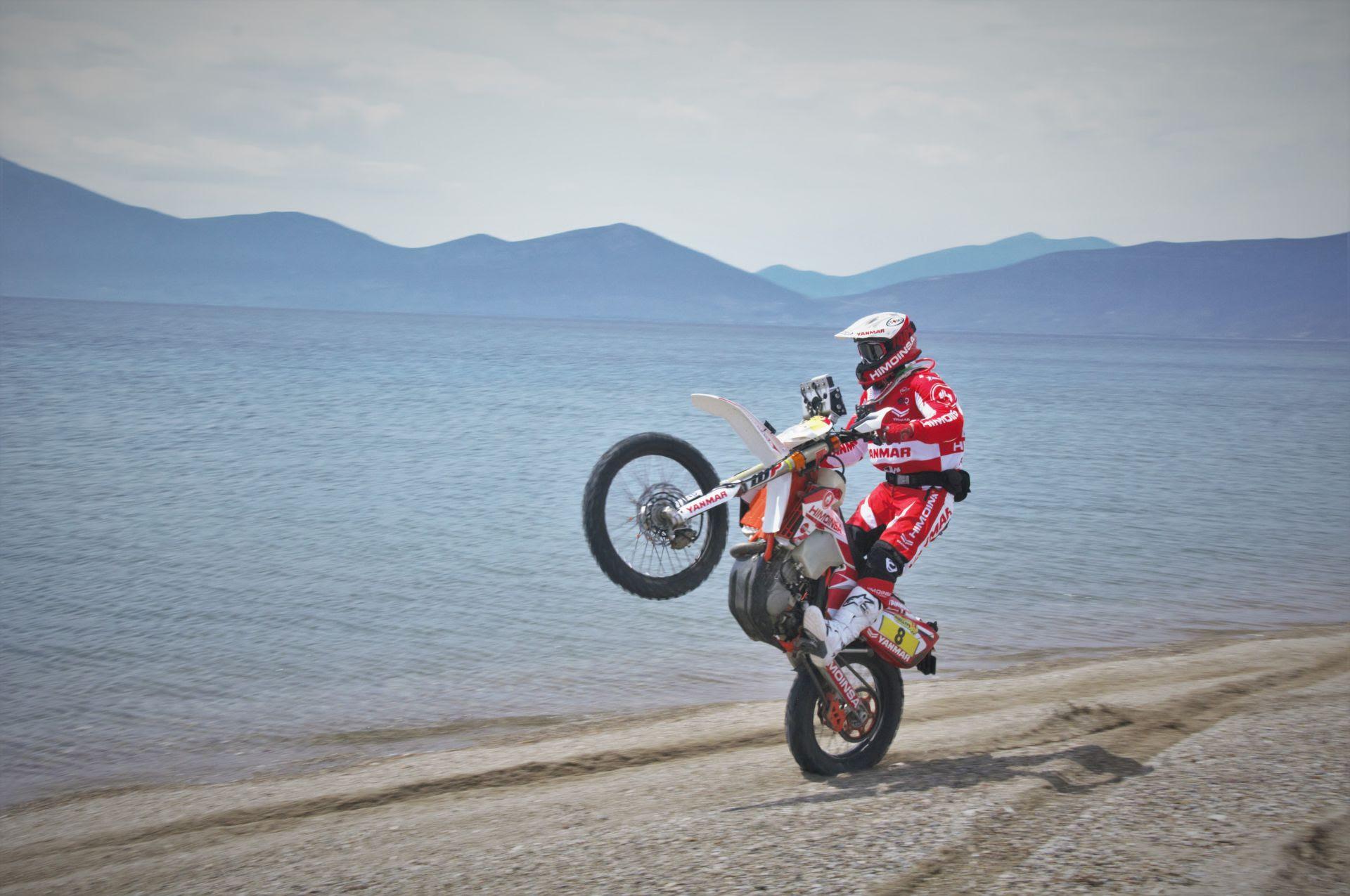 Gerard Farrés gana el Hellas Rally