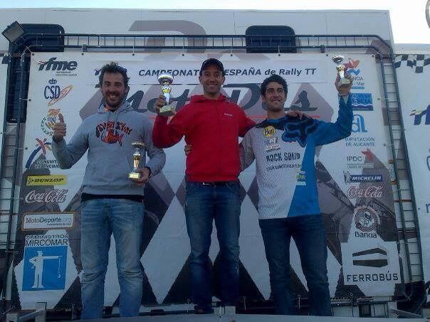 Gerard Farrés: Campeón de España de Raids
