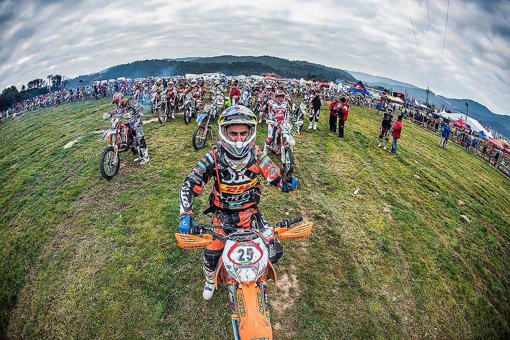 Iván Cervantes ganó la Bassella Race 1 2013