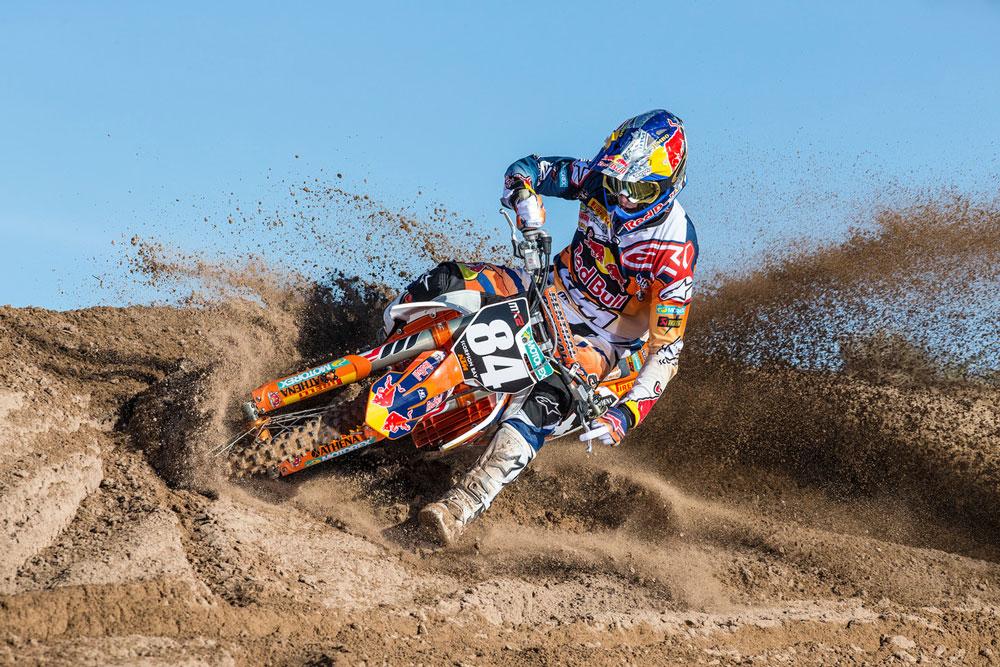 Jeffrey Herlings renueva con Red Bull KTM hasta 2020