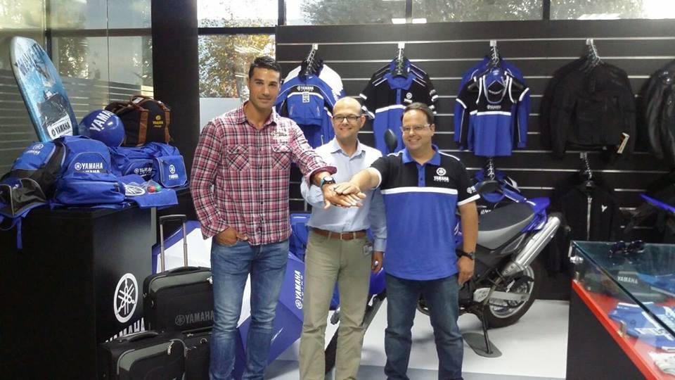 Joan Pedrero correrá con Yamaha el Dakar 2015