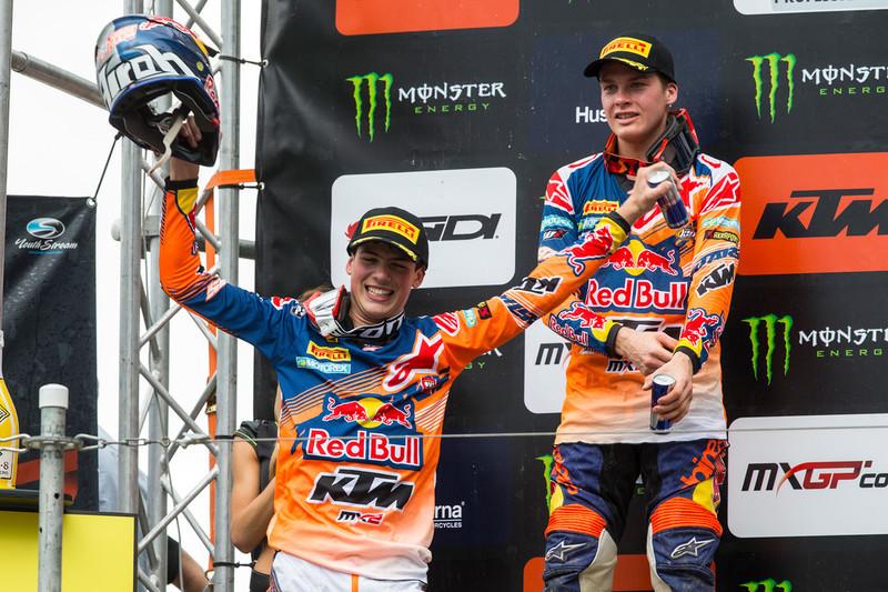 Jorge Prado gana en mx2