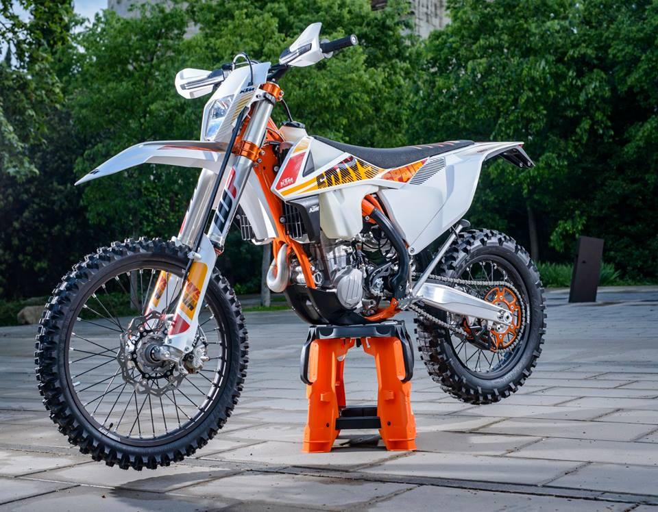 KTM Sixdays 2107 Spain