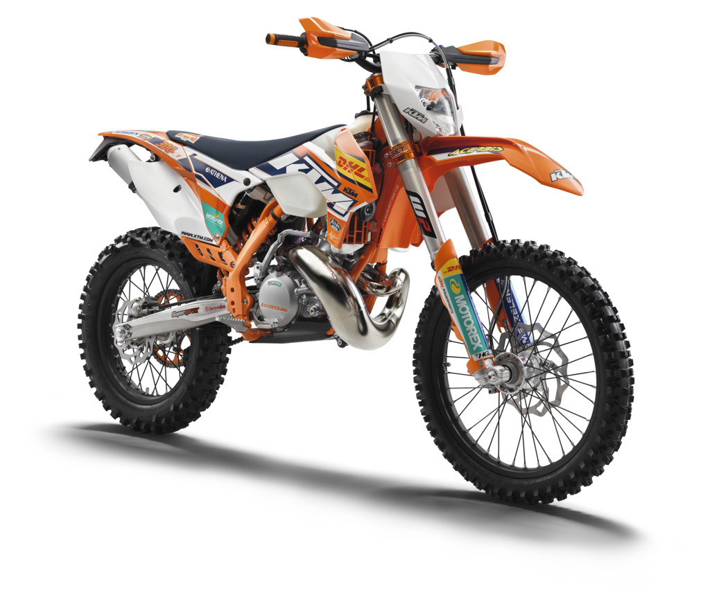 KTM 300 EXC Factory Edition 2015