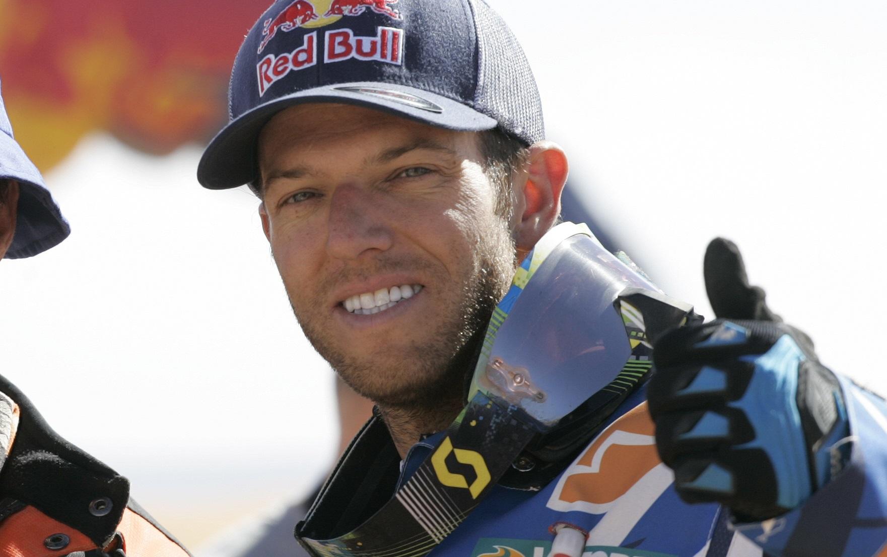 Fallece Kurt Caselli en la Baja 1000