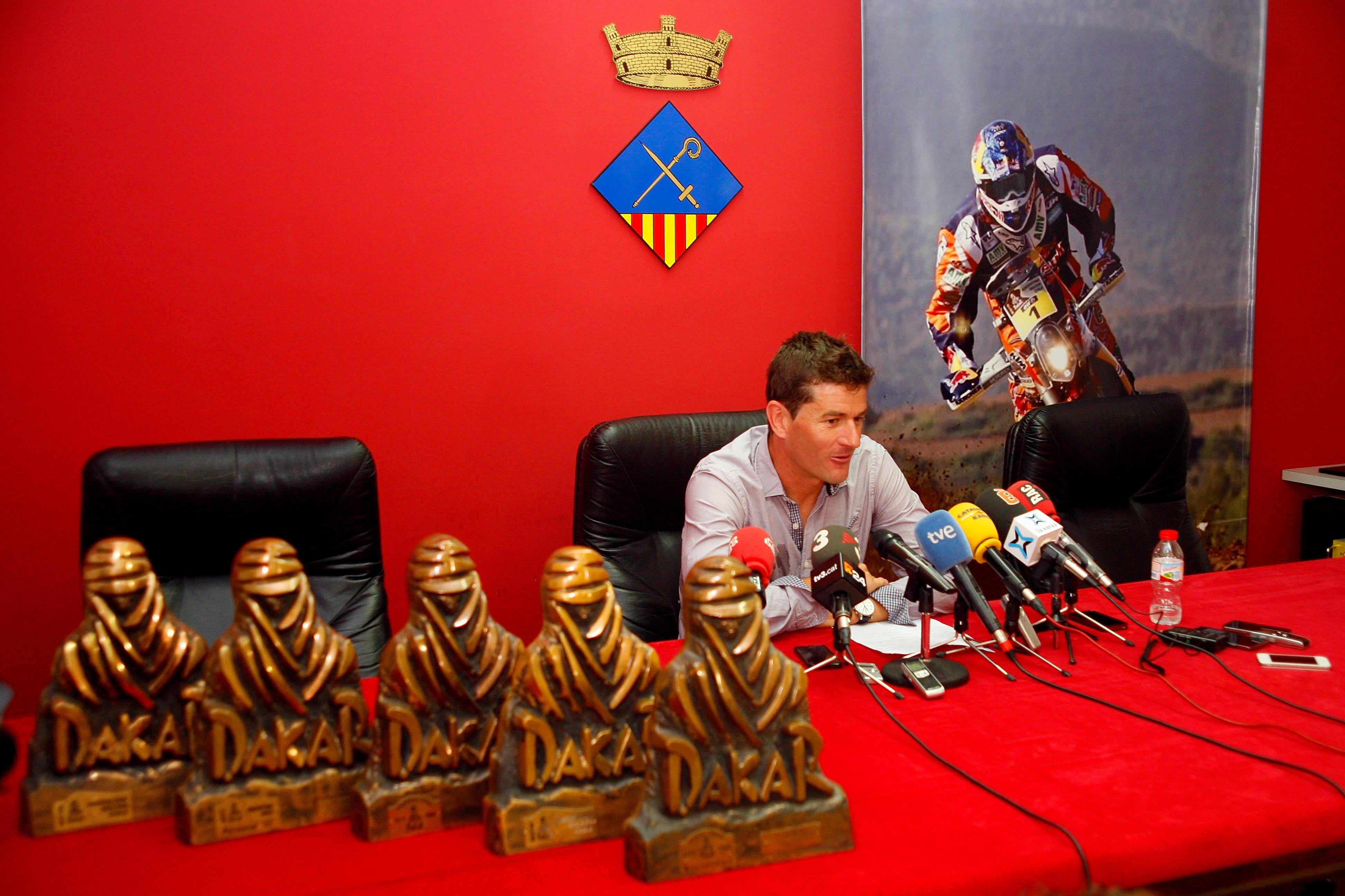 Marc Coma abandona la competición tras cinco Dakar y seis Mundiales