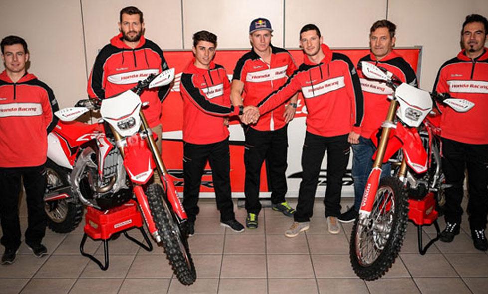 Honda Redmoto Team