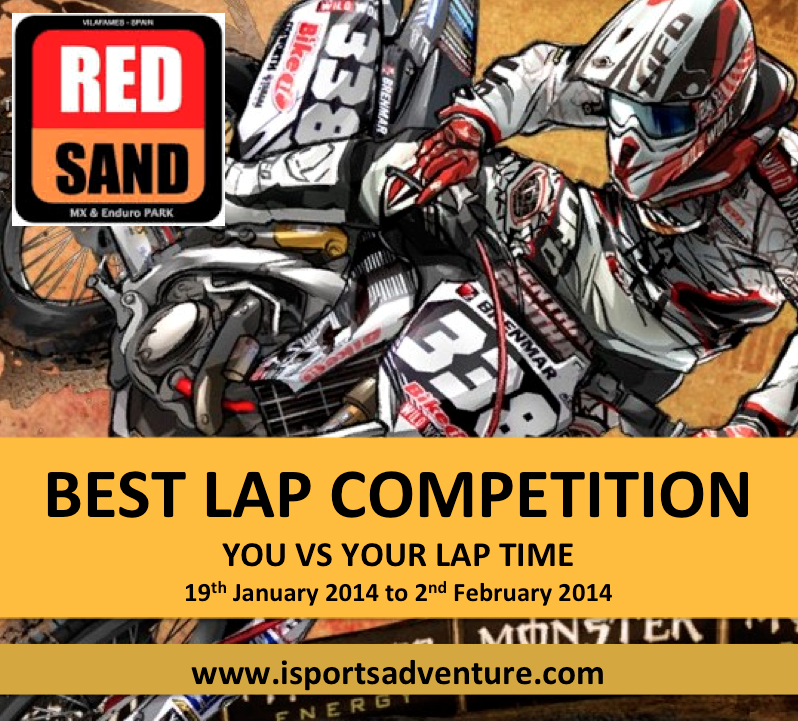 Best Lap Competition - RedSand