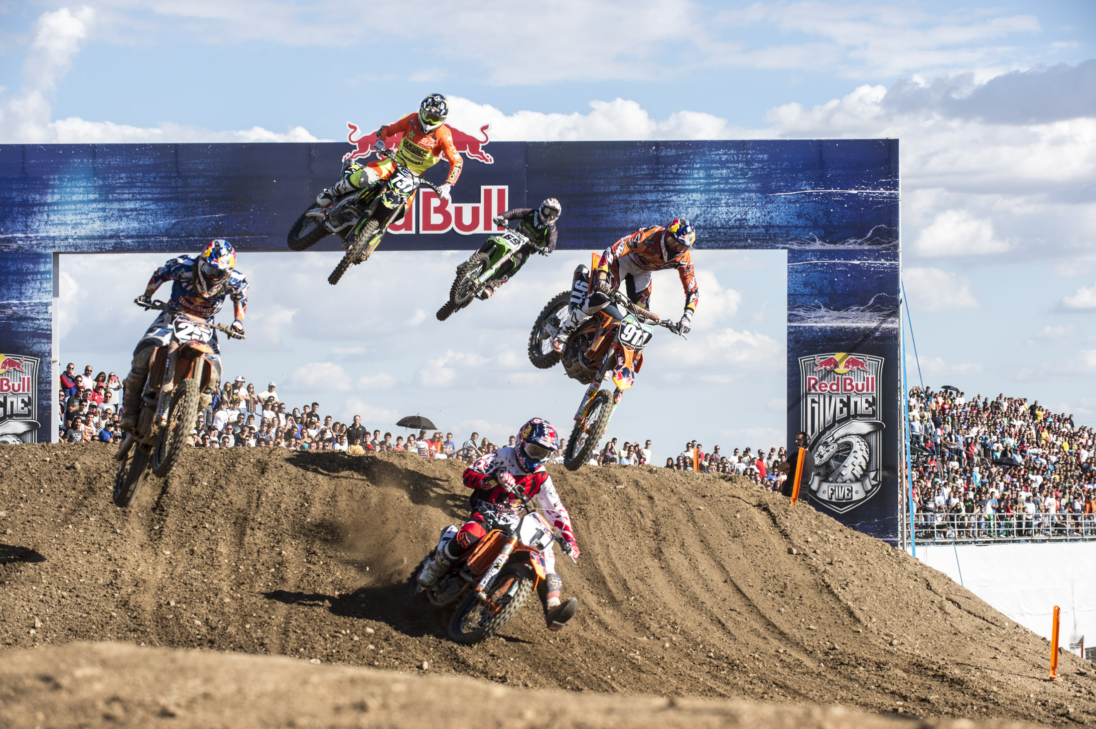 Red Bull Give Me Five 2013