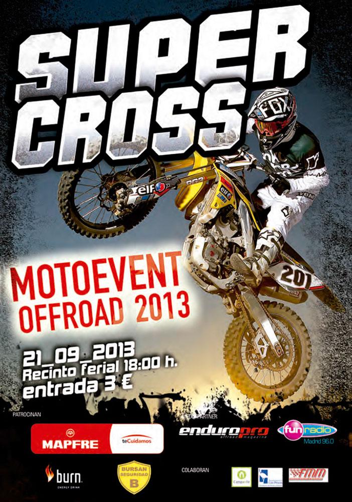 Supercross en Motoevent 2013