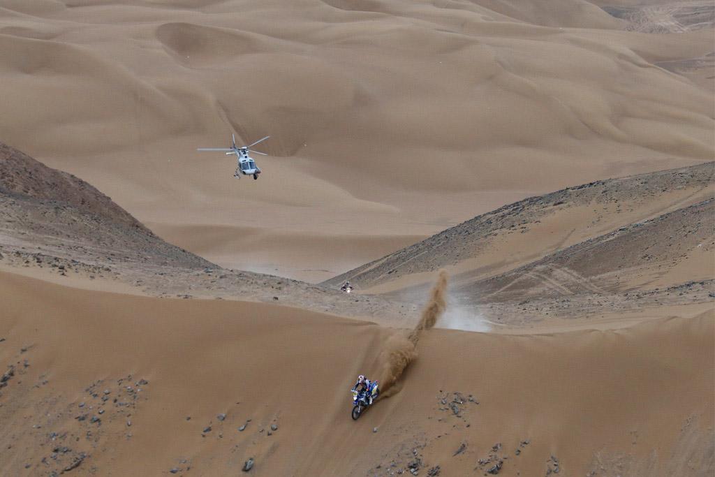 Vídeos del Dakar 2014