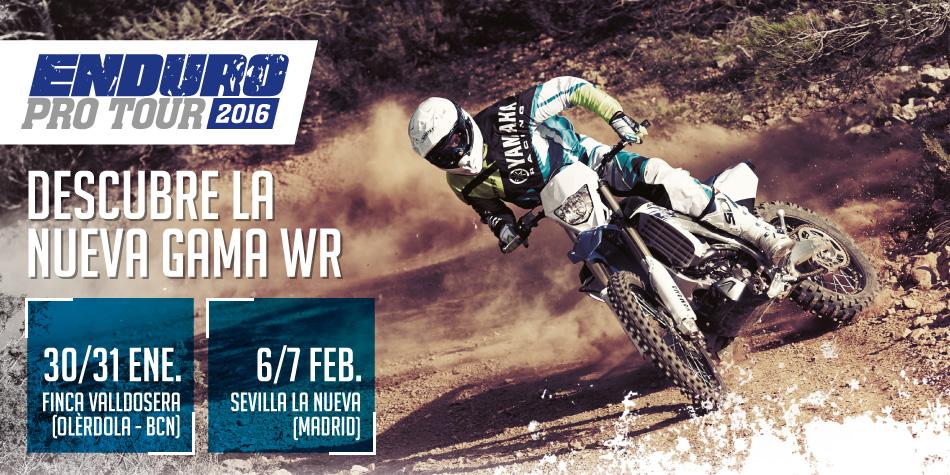 Yamaha Enduro Pro Tour