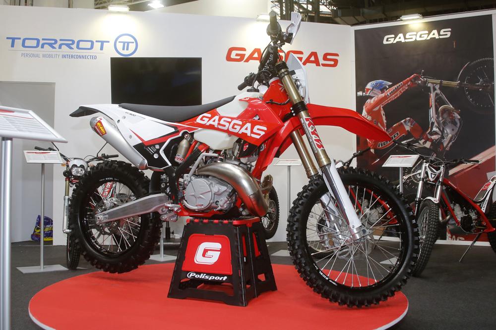 Novedades Gas Gas 2018 Enduro Y Trial Moto1pro