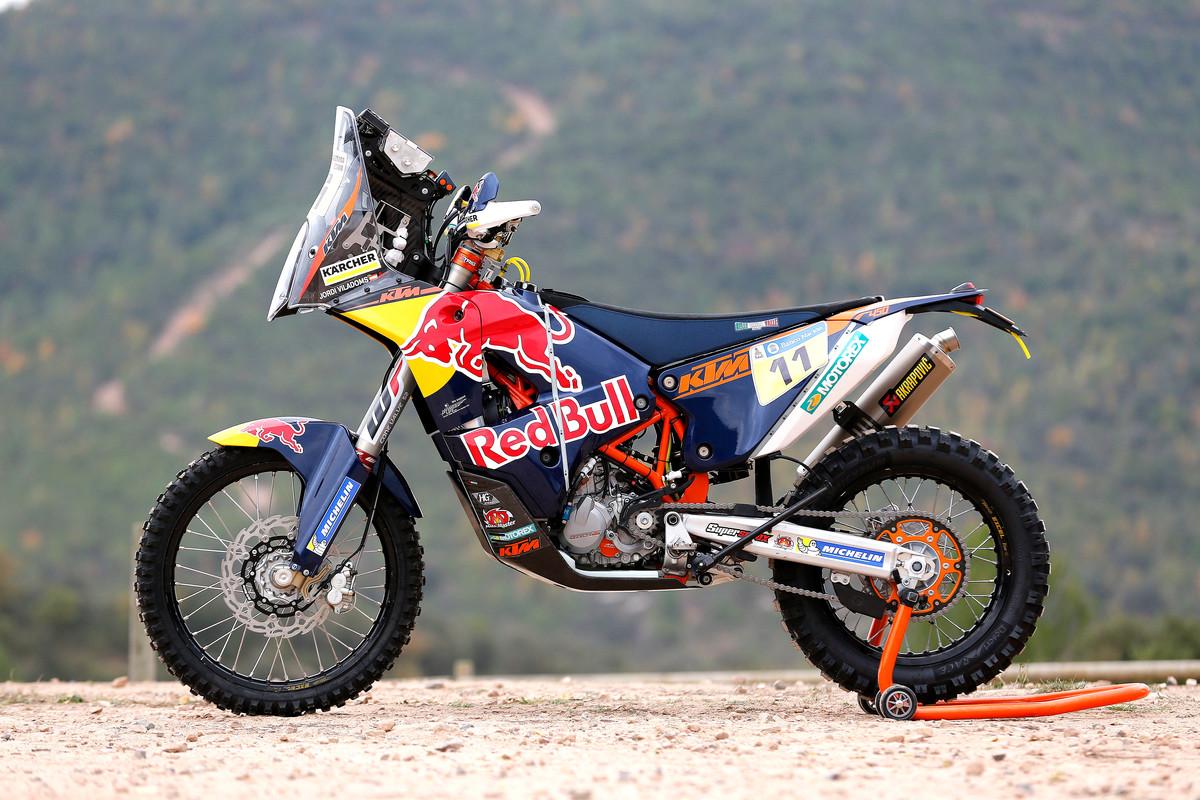 Las Motos Del Dakar 2016 Moto1pro