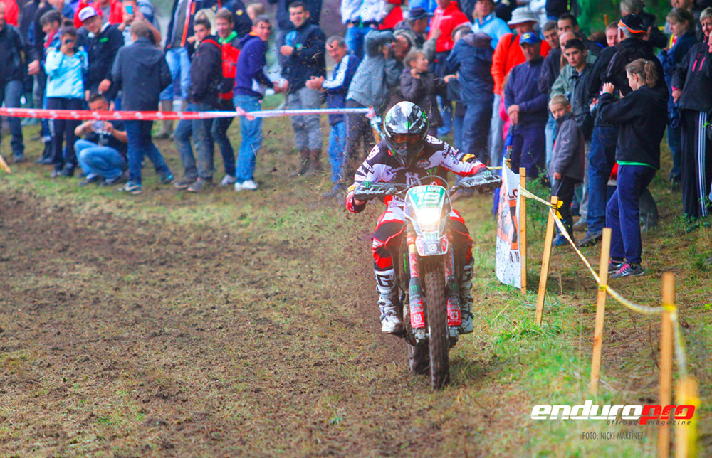 Matt Phillips, campeón del mundo Enduro Junior 2013