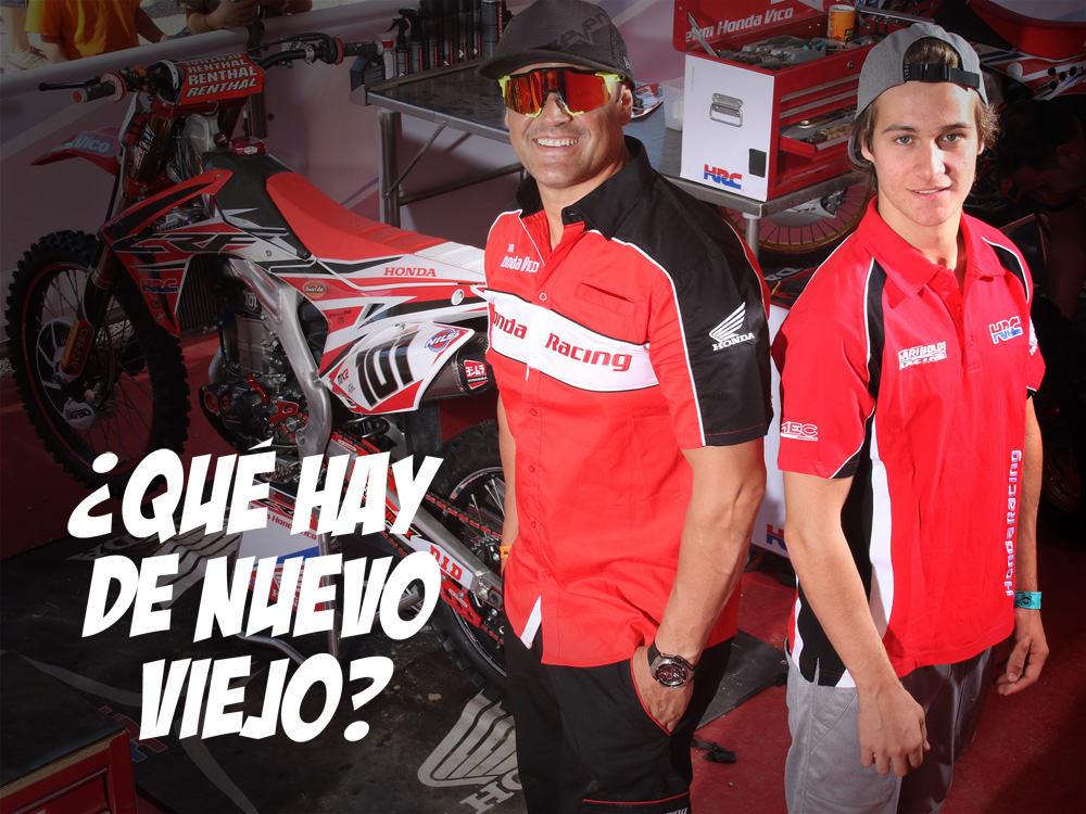 Javier G. Vico y Jorge Zaragoza