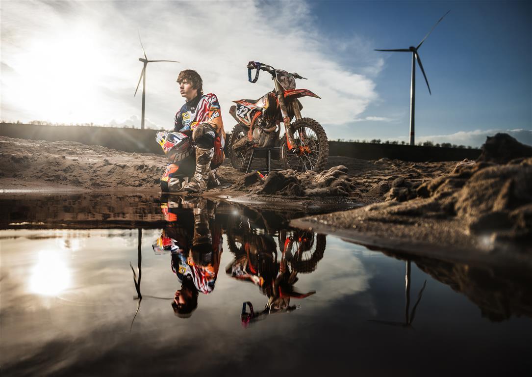 Jorge Prado MX2 KTM 2016