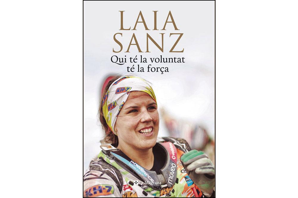 Libro de Laia Sanz