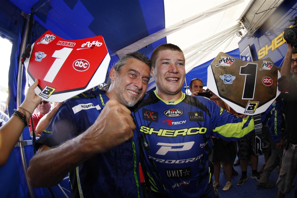 Matthew Phillips campeón del Mundo de EnduroGP 2016