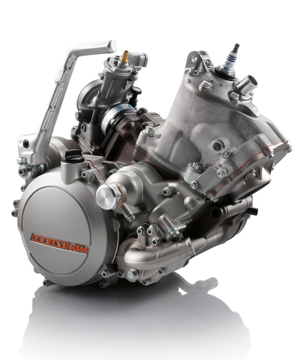 KTM lo ha hecho oficial, no habrá motores de enduro menores a 250 2t