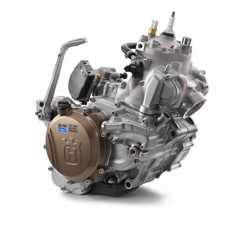 Husqvarna Enduro TE250i/300i 2018