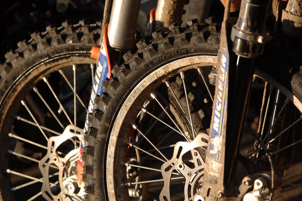 Neumático de Motocross