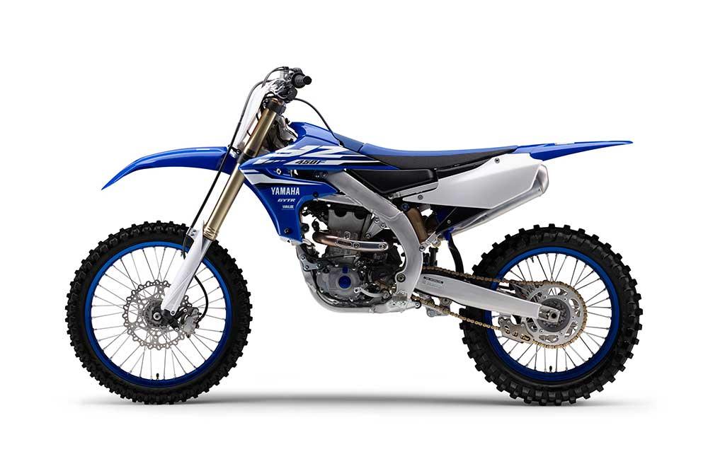 Novedades MX Yamaha 2018