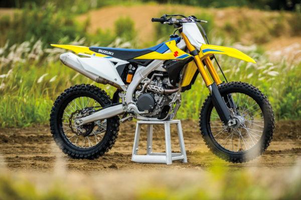 Novedades MX Suzuki 2018