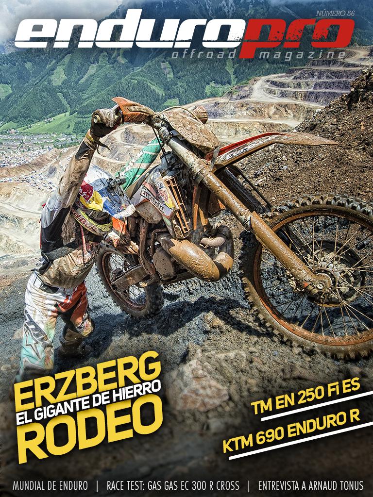 Portada revista EndiuroPro nº56