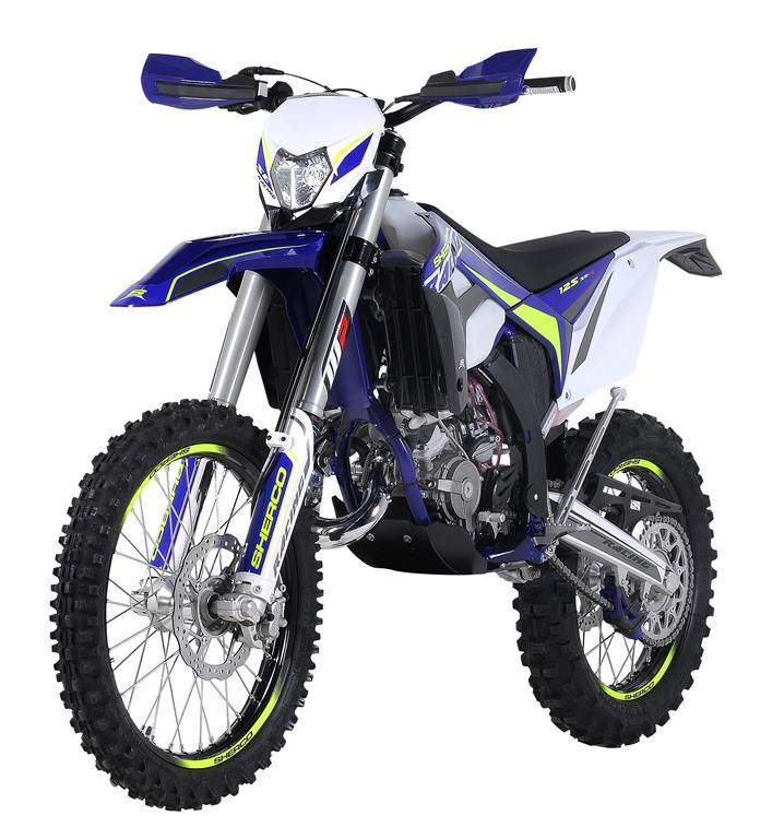 sherco 125 se r nueva enduro moto1pro. Black Bedroom Furniture Sets. Home Design Ideas