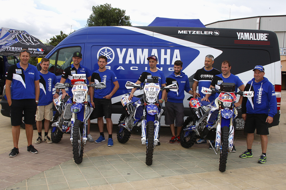Yamaha Team
