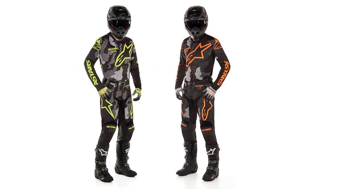 alpinestars equipamiento 2020